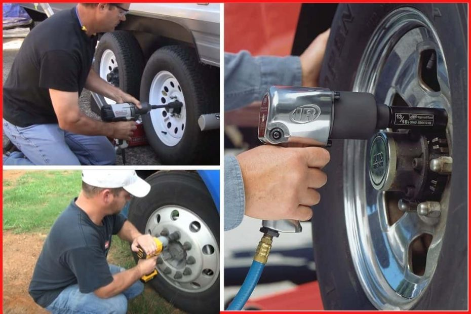 impact wrench for lug nuts